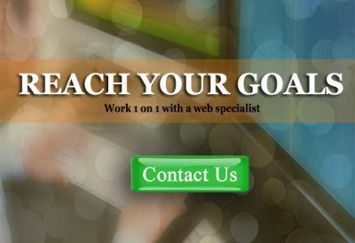 Reach Goals CTA website