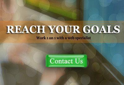 Reach Goals CTA website