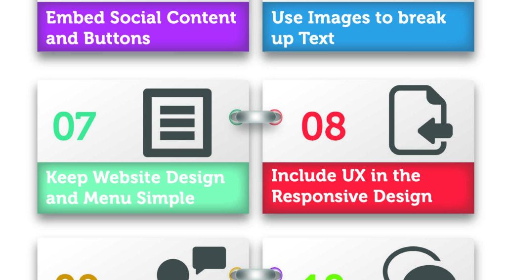 simple ways to keep website visitors happy