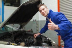 mechanic service tune up