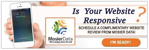 CTA Mobile responsive web design - large