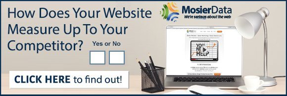 How Does Your Website Measure Up Checklist