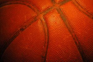 Basketball slam dunk marketing