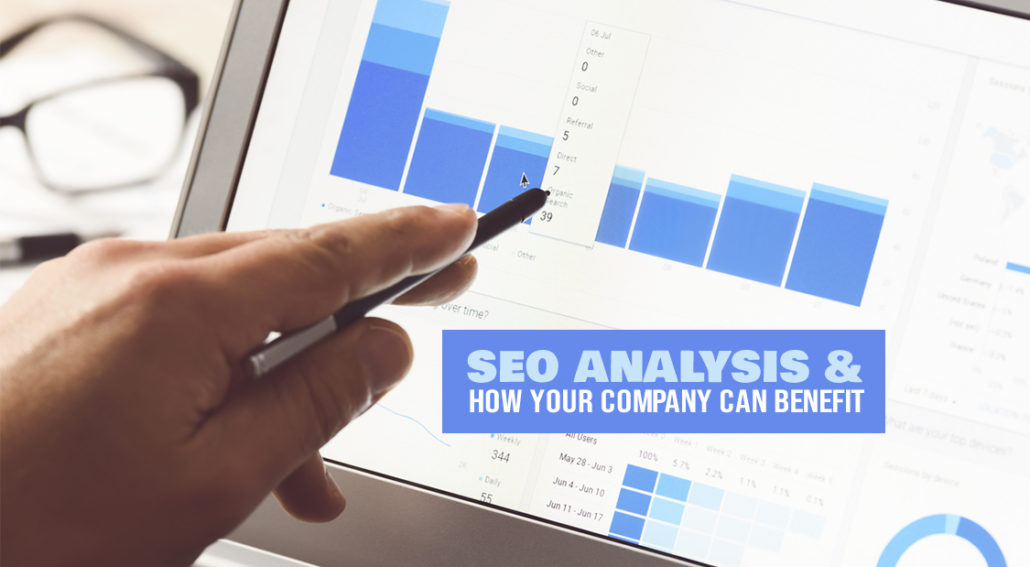 Blog (Mosier) - SEO Analysis, How Your Company Can Benefit from It