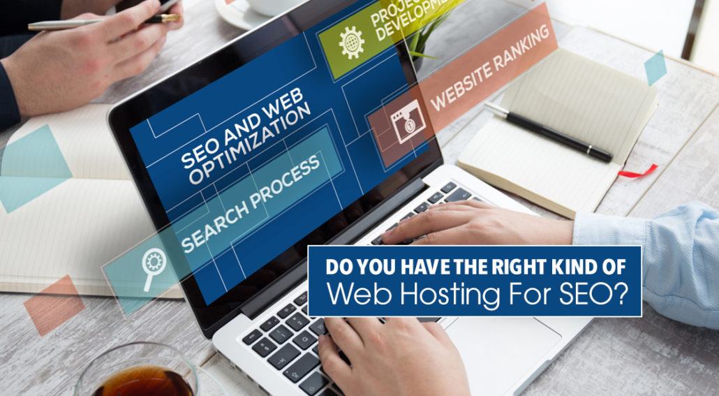 Enhancing SEO With the Right Kind of Web Hosting