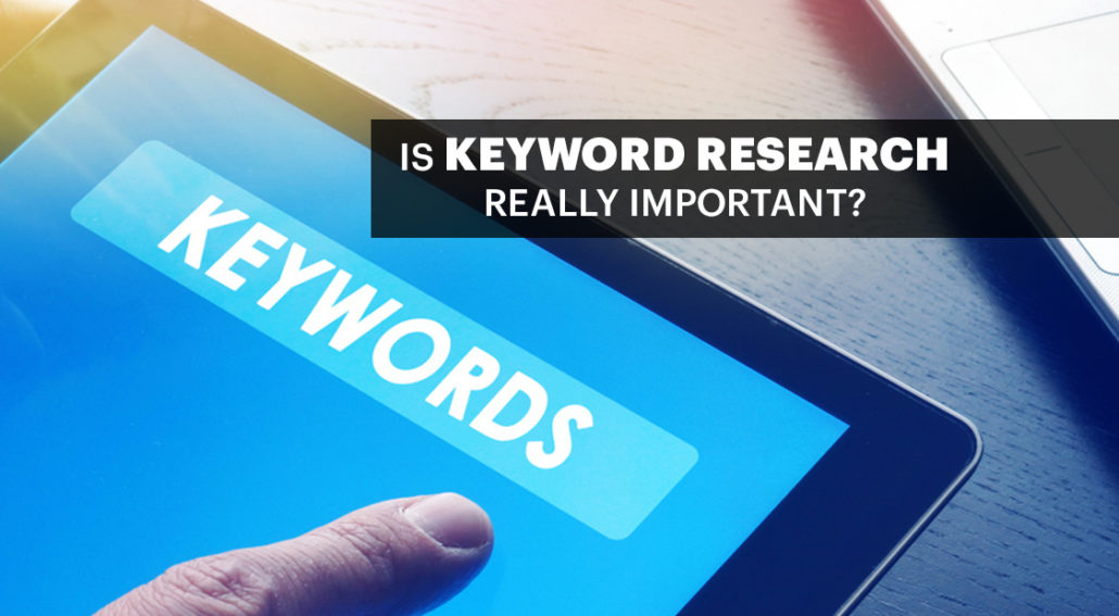 Why Research Keywords?