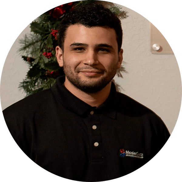 Alex Candelario - Web Specialist with MosierData in Lakeland, FL