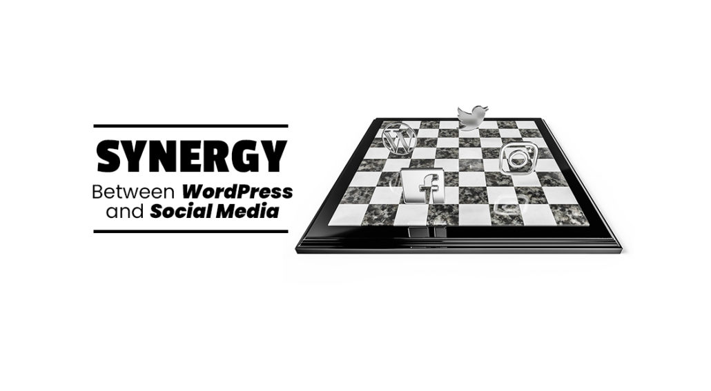 Synergy Between WordPress and Social Media