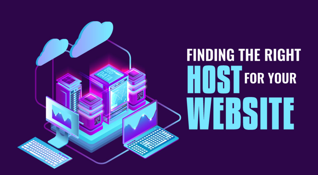 Finding the Right Host for Your Website