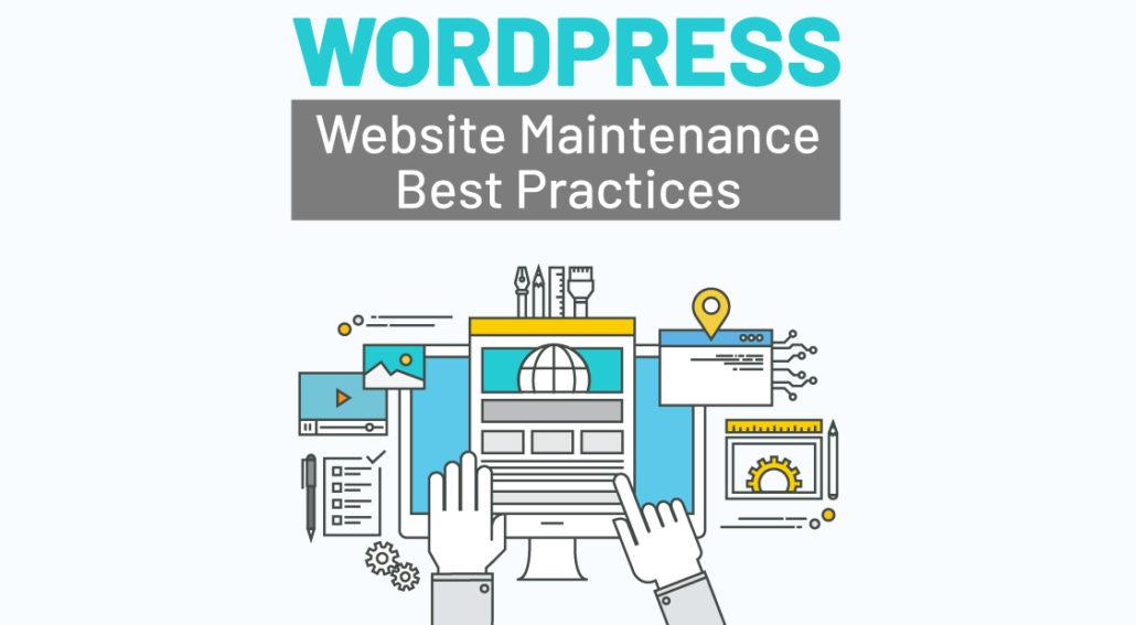 WordPress Website Maintenance Best Practices_01