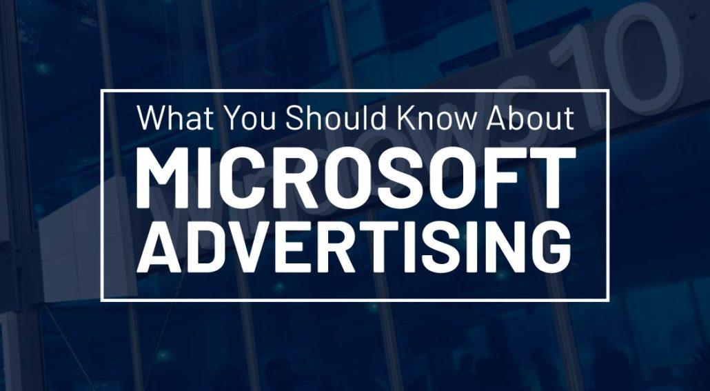 Miscrosoft Advertising