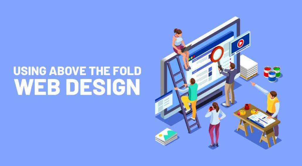 Using Above the Fold Web Design_01